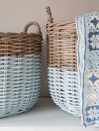 decorative laundry hampers upcycling baskets make u0026 do laura ashley upcycling and blog