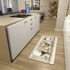 cuisine cappuccino tapis de cuisine cuisine chemin tapis couloir loop barteppich