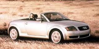 2001 audi tt turbo specs 2001 audi tt roadster 2d quattro turbo specs and performance