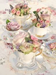 roses teacups filled teacups pictures photos and images for