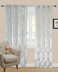 Royal Velvet Curtains Amazon Com New Sheer Curtains 63 Inch Long Royal Velvet Window