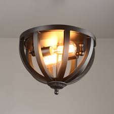 industrial flush mount ceiling lights fashion style flush mount ceiling lights industrial lighting