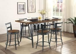 rectangle counter height dining table nolita counter height dining table the brick dennis futures