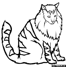 cat coloring pages images cats online coloring pages page 1