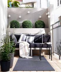 wonderful ideas of how to decorate a small balcony