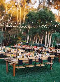 Casual Wedding Ideas Backyard Elegant San Ysidro Ranch Wedding Ranch Weddings Receptions And