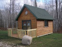 rustic log cabin homes plans