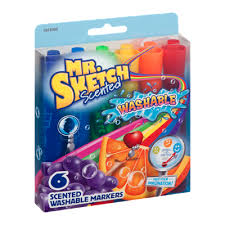 mr sketch scented washable markers reviews