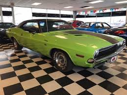 1976 dodge challenger for sale 1970 dodge challenger for sale carsforsale com