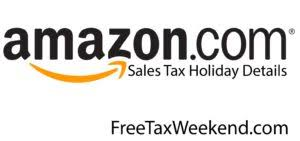 does amazon have tax on black friday amazon sales tax holiday 2018 tax free weekend 2018 sales tax