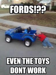 Ford Vs Chevy Meme - ford dodge chevy meme cars