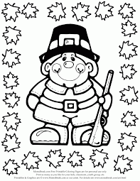 thanksgiving coloring pages crafts coloring home