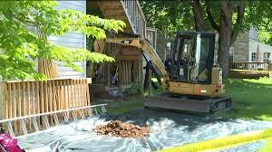 cold case investigators dig in yard for barbara miller u0027s remains