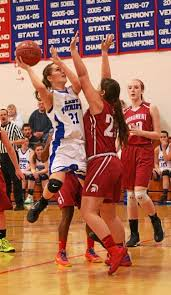 high school senior sports banners mau basketball rolls in home opener the bennington banner