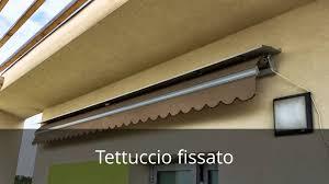 bracci per tende da sole installazione tenda da sole a bracci su parete con cappotto sp