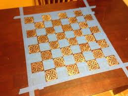 Chess Table Diy Celtic Knot Chess Table Album On Imgur