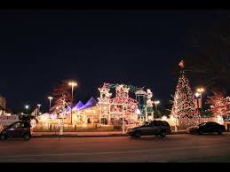 christmas lights houston youtube
