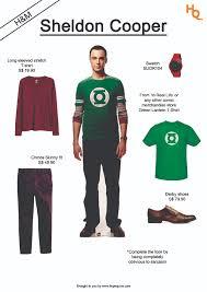 Sheldon Cooper Halloween Costume Halloween Costumes Wear