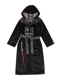 Marks And Spencer Kids Curtains Star Wars Anti Bobble Vader Dressing Gown 4 14 Years M U0026s