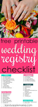 places to do a wedding registry wedding registry the best place to register a registry checklist