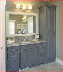 Bathroom Vanity With Side Cabinet Bathroom Vanity And Linen Cabinet Best 25 Cabinets Ideas On