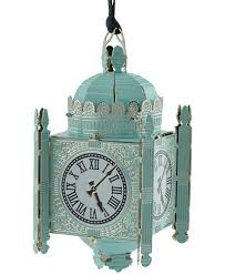 chemart macy s exclusive state clock ornament