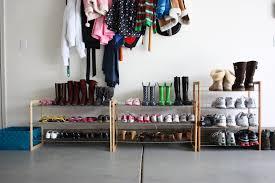 shoe coat backpack organization the sunny side up blog