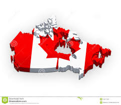 canada national flag wallpapers 3d canada flag map on white royalty free stock images image