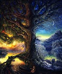 tree of life tree of time river of life trippy me