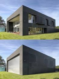 13 modern house exteriors made from concrete blue pool concrete