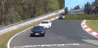 audi carousel audi tt rs go for a nurburgring marriage at mini