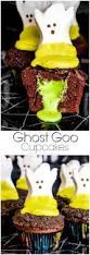 ghost goo cupcakes recipe halloween desserts halloween