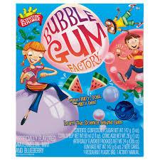 amazon com scientific explorer bubble gum factory kit toys u0026 games