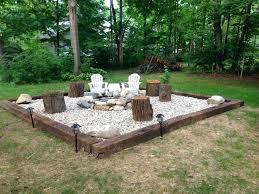 Build Firepit Landscape Pit Best Pit Designs Ideas On Building A