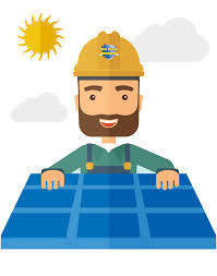 solar panels clipart solar panel installation best home restoration inc