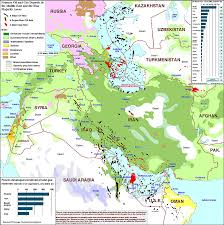 maps ta map of middle east resources