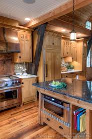 a frame kitchen ideas log home kitchens pictures design ideas