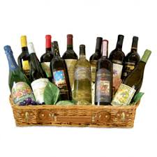 wine gift basket delivery of wine gift basket 6 bottles local delivery only