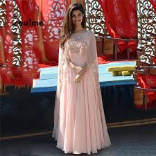 muslim engagement dresses muslim jalabiya formal evening dress chiffon turkish