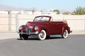 vintage convertible roger u0027s classic car museum auction rod network
