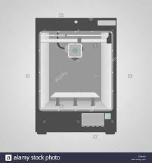 white colors the science of why no one agrees on the color of prototype model of 3d printer in gray and white colors easy to
