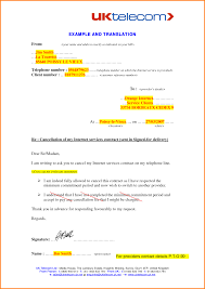 8 how to write a cancellation letter memo templates