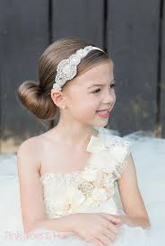 flower girl headbands flower girl headband rhinestone headband bridal headband