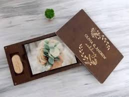 Keepsake Box Personalized Wedding Photo Box Personalized Keepsake Box Wedding Memory Box
