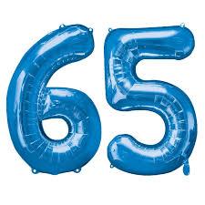number balloons delivered blue two digit number balloons 10 99 delivered inflated in uk
