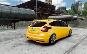 ford focus st modded gta gaming archive