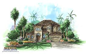 rio vista home plan weber design group