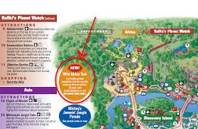 disney park maps park maps additions wdwmagic unofficial walt disney