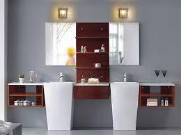 meuble de cuisine dans salle de bain meubler et aménager totalement sa salle de bains soi même