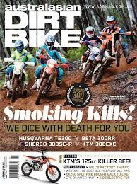 motocross bike makes australasian dirt bike magazine march 2017 by alex m roman issuu